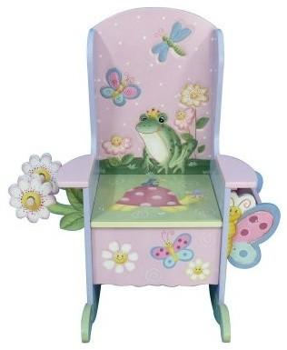 Teamson Kids Garden Collection Potty Chair modern-kids-chairs