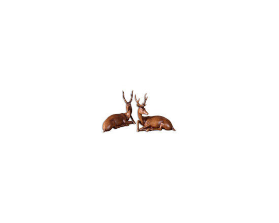 UT Line - A subtle and quaint addition to anyone's office or study. You can always see the deer in your backyard everyday now! We carry this manufacture who offers much more email or call us for more information!