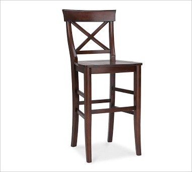 Aaron Barstool By Pottery Barn Modern Bar Stools And
