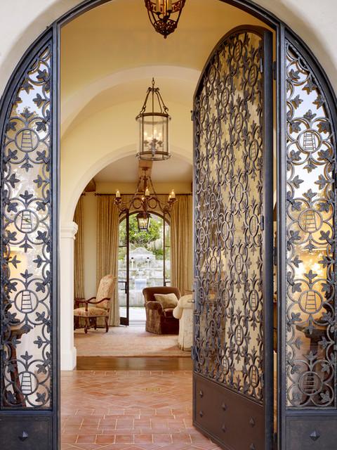 DOORS mediterranean-front-doors