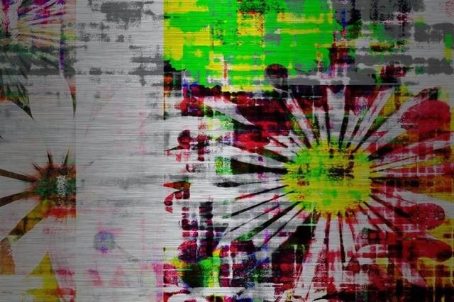 "Wall Prints - Petals - 32""x48"" contemporary-prints-and-posters"