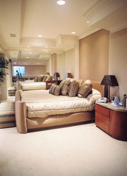 La Jolla addition & remodel contemporary-bedroom