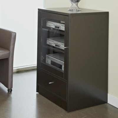 Jesper Pure Home Media Cabinet - Espresso - Modern - Media Storage ...