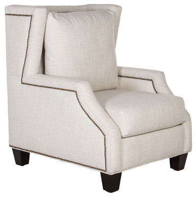 Madeline Nailhead Lounge Chair modern-armchairs-and-accent-chairs