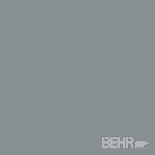 Behr Marquee Paint Color Gotham Gray Mq5 29 Modern