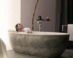Bathtub African Skin - Croco modern-bathtubs