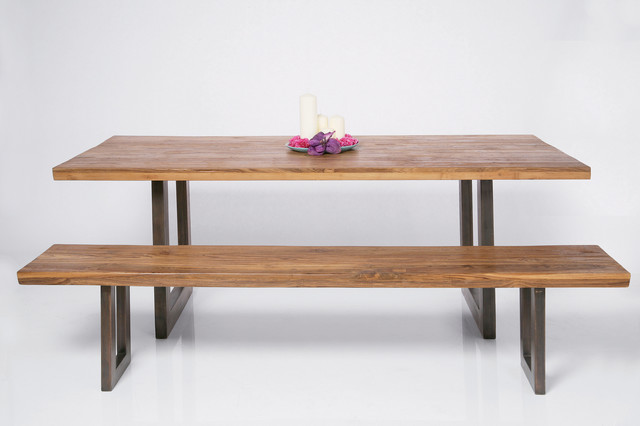 Factory fooden table £1,120 dining-tables