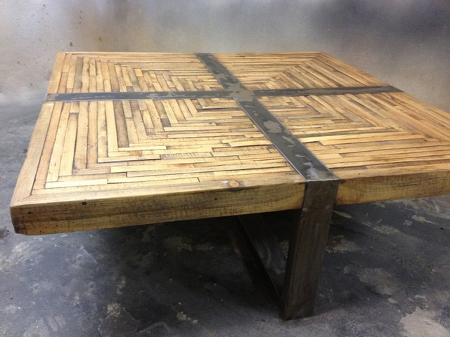 Modern Rustic Furniture Modern coffee tables