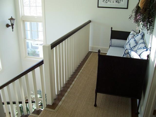 Beach Getaway beach-style-staircase