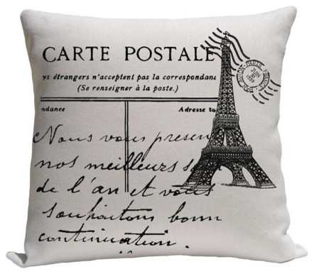 Decorative pillow by gracioushome traditional-decorative-pillows