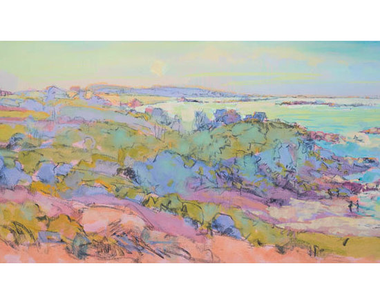 Artwork for Beach House,French landscape -