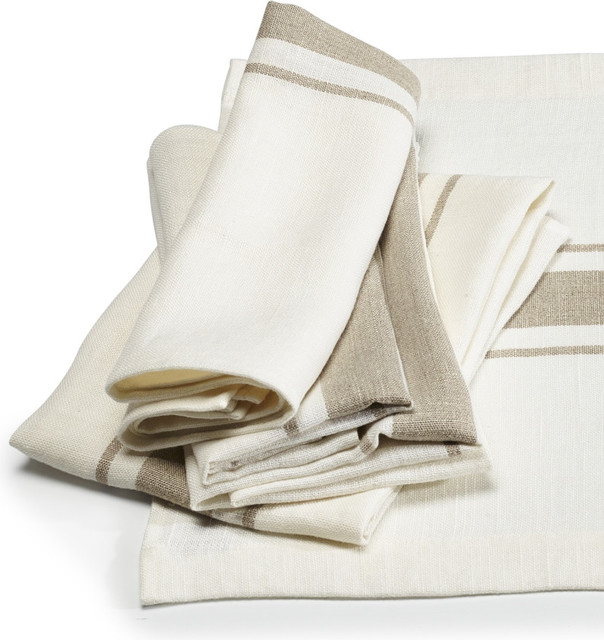 Kalahari Napkins, Set of 2 contemporary-napkins