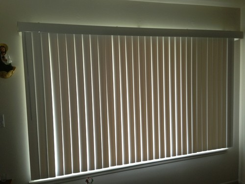 Need Ideas For Curtains Over Blinds