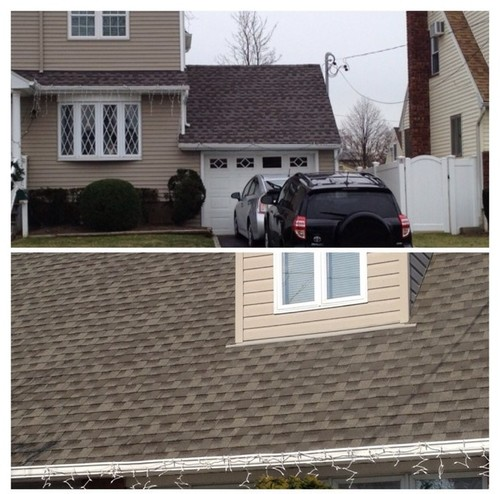 Certainteed natural clay siding, what color roof??