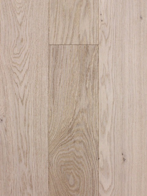 Pale Oak Flooring Supplied Prefinished Hardwood