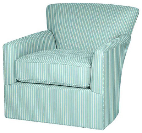 Nina Swivel Chair contemporary-accent-chairs