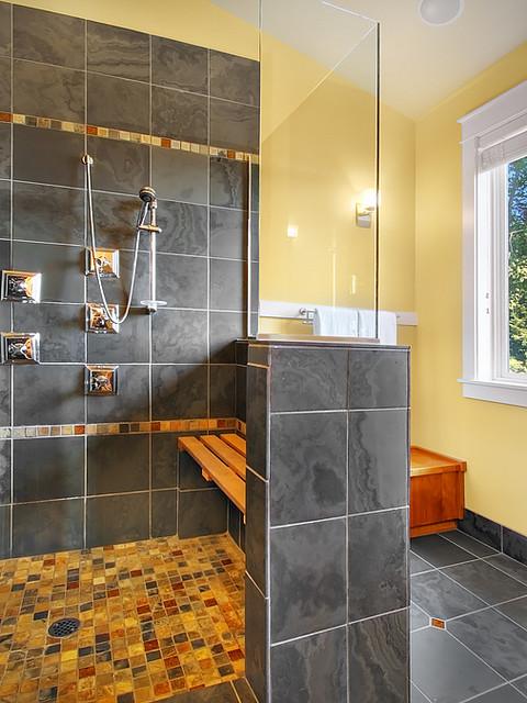 Seattle Craftsman craftsman-bathroom