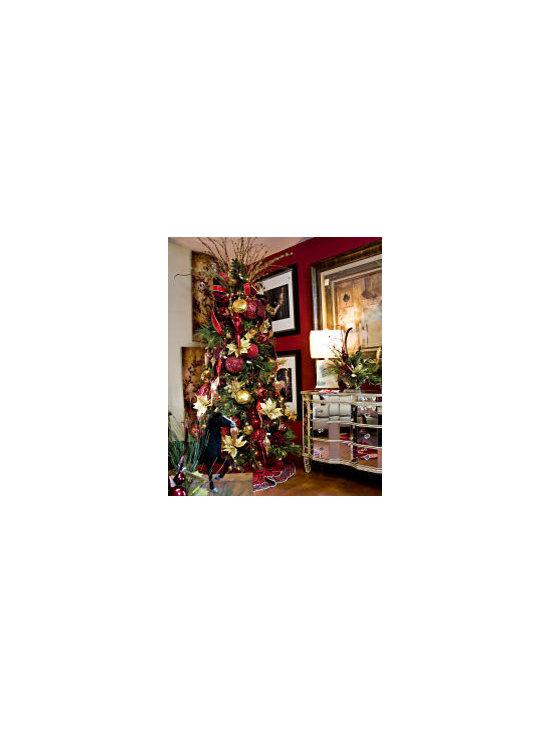 Tree Decorating Services - Sacksteder's Interiors offers a Tree Decorating Service www.sackstedersinteriors.com