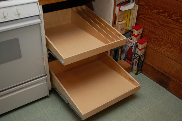 Base Cabinets and Other Creative Solutions cabinet-and-drawer-organizers