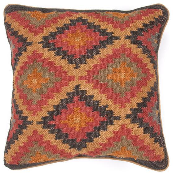 Bedouin Kalahari Pillows, Set of 2 midcentury-decorative-pillows