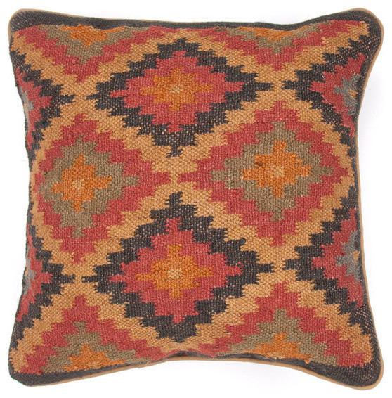 Bedouin Kalahari Pillows, Set of 2 midcentury-pillows