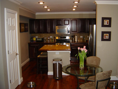 Total Home Improvement & Repairs traditional-kitchen