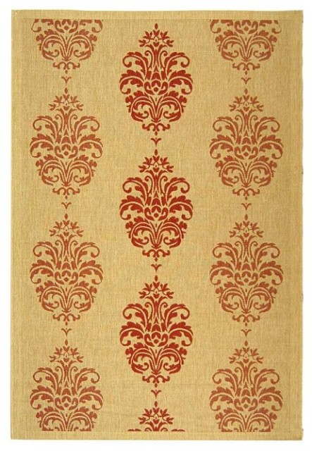 St. Martin Indoor Outdoor Polypropylene Rug traditional outdoor rugs