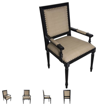Noir Furniture Eclectic Dining Chairs San Diego By At Hom