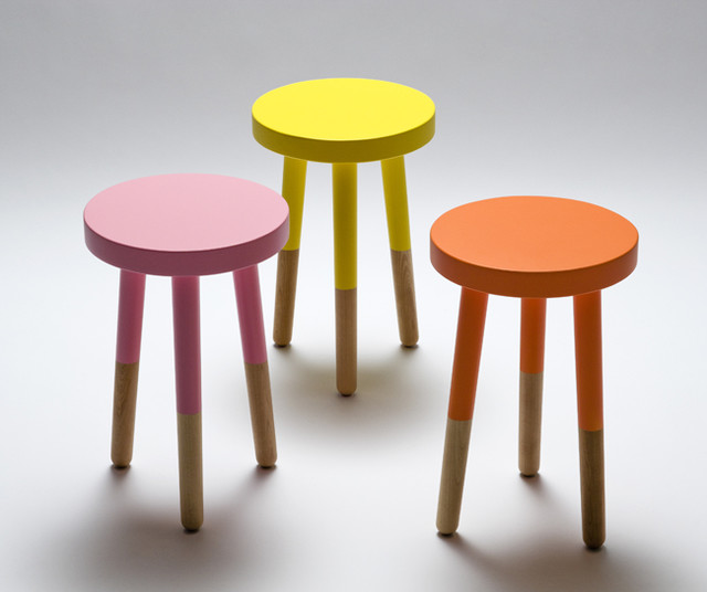 ... Modern - Bar Stools And Counter Stools - other metro - by Gessato Shop