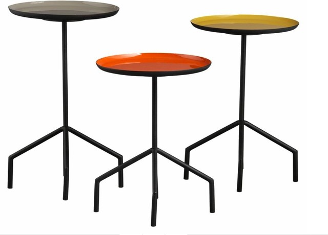 Pablo Side Table (Set of Three) eclectic-side-tables-and-end-tables