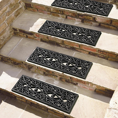 Set Of 4 Highgate Doormat Stair Treads Traditional