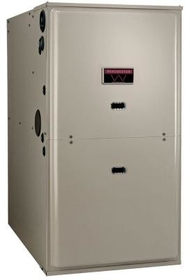 Winchester 80,000 BTU 95.5% Multi-Positional Gas Furnace W9M080-317 contemporary-gas-ranges-and-electric-ranges