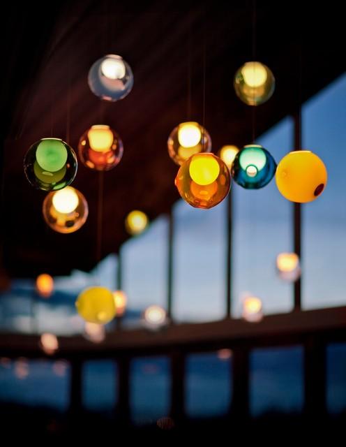 Bocci 28 Colour Pendants contemporary-chandeliers