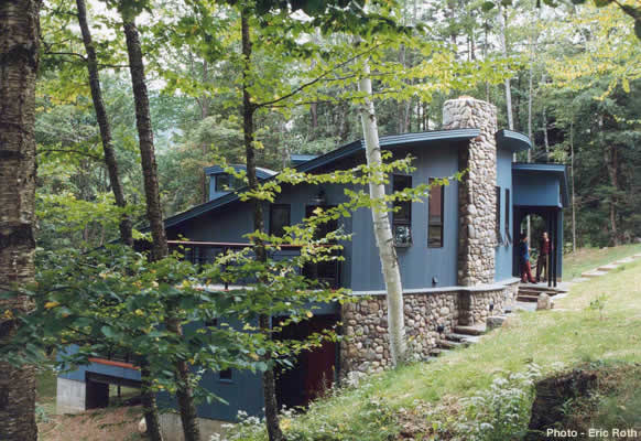 Mountain Studio contemporary-exterior