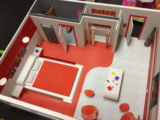 3d Printing And Architectural Model Making North West