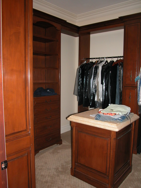 Closets of The French Tradition traditional-closet