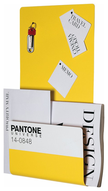 Pantone Magazine Holder modern magazine racks