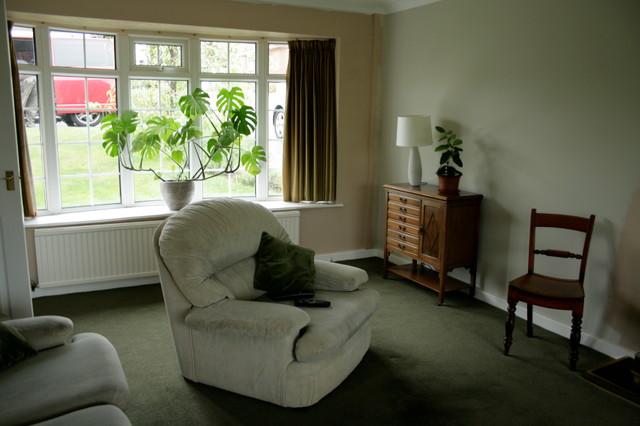 Two Bedroom House - Rossendale - Before modern