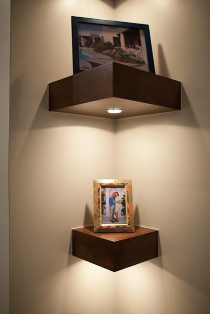 Greyrock - Modern - Display And Wall Shelves - denver - by HighCraft ...