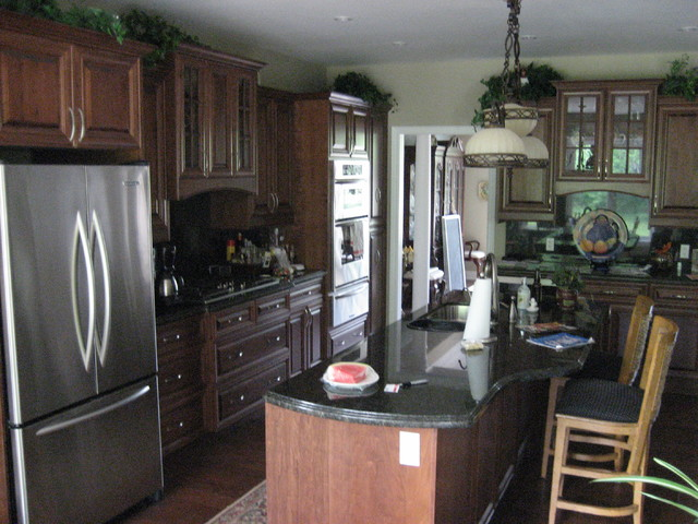 ESSA TOWNSHIP traditional-kitchen-cabinetry