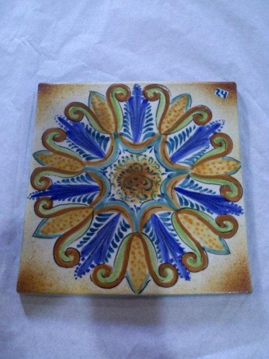 Island of Capri Ceramic Handpainted Collection -
