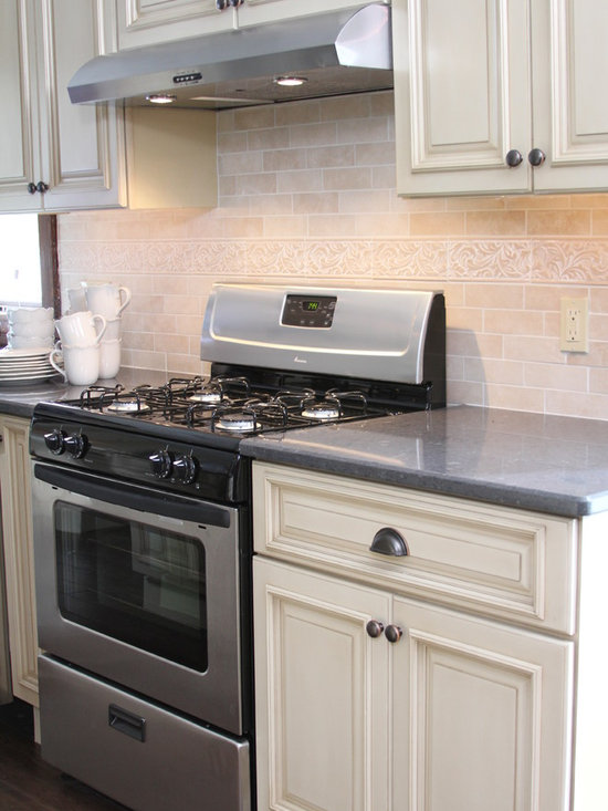 """Tuscany Kitchen for the show """"I Hate My Contractor"""""""