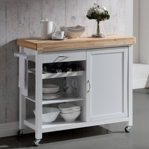 butcher block top contemporary kitchen islands and kitchen carts
