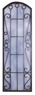 Iron Door Covers modern