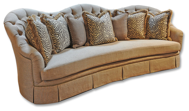 Bonnie Sofa traditional sofas