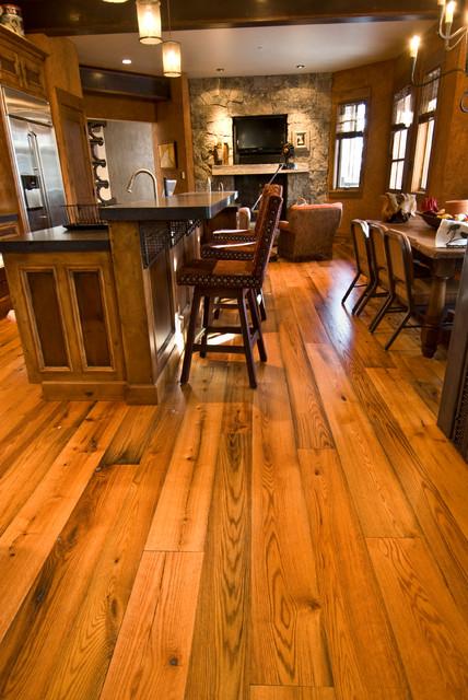 Picklewood Douglas Fir T Amp G Flooring Rustic Hardwood