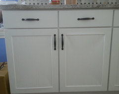 Thermofoil white cabinets? What do you think?
