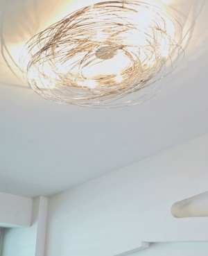 Confusione PL 75 ceiling or wall light modern
