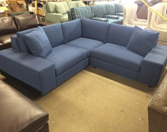SMALL SPACES - SOFA OR SECTIONAL SOLUTIONS FOR SMALL SPACES sectional-sofas