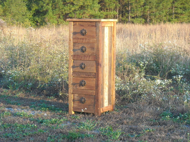 5 drawer table traditional-side-tables-and-end-tables